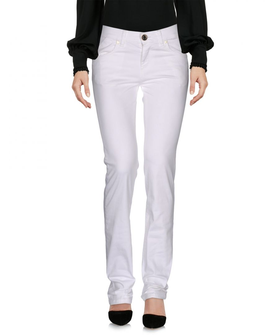 Image for Nenette Woman Casual trousers White Cotton