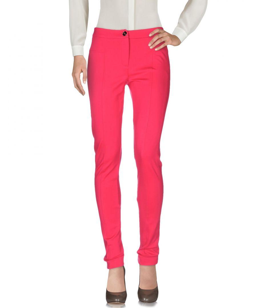 Image for Nenette Woman Casual trousers Fuchsia Viscose