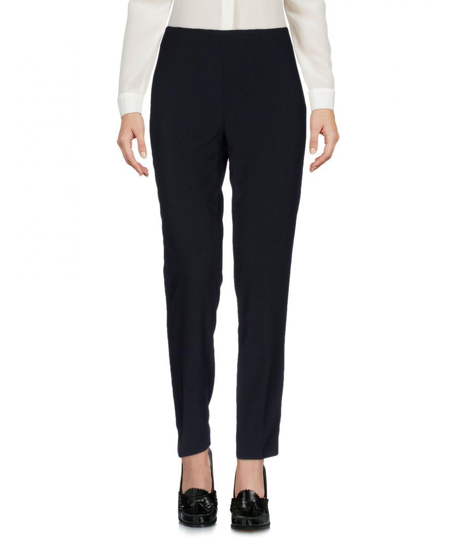 Image for Philosophy Di Lorenzo Serafini Black Virgin Wool Tailored Trousers