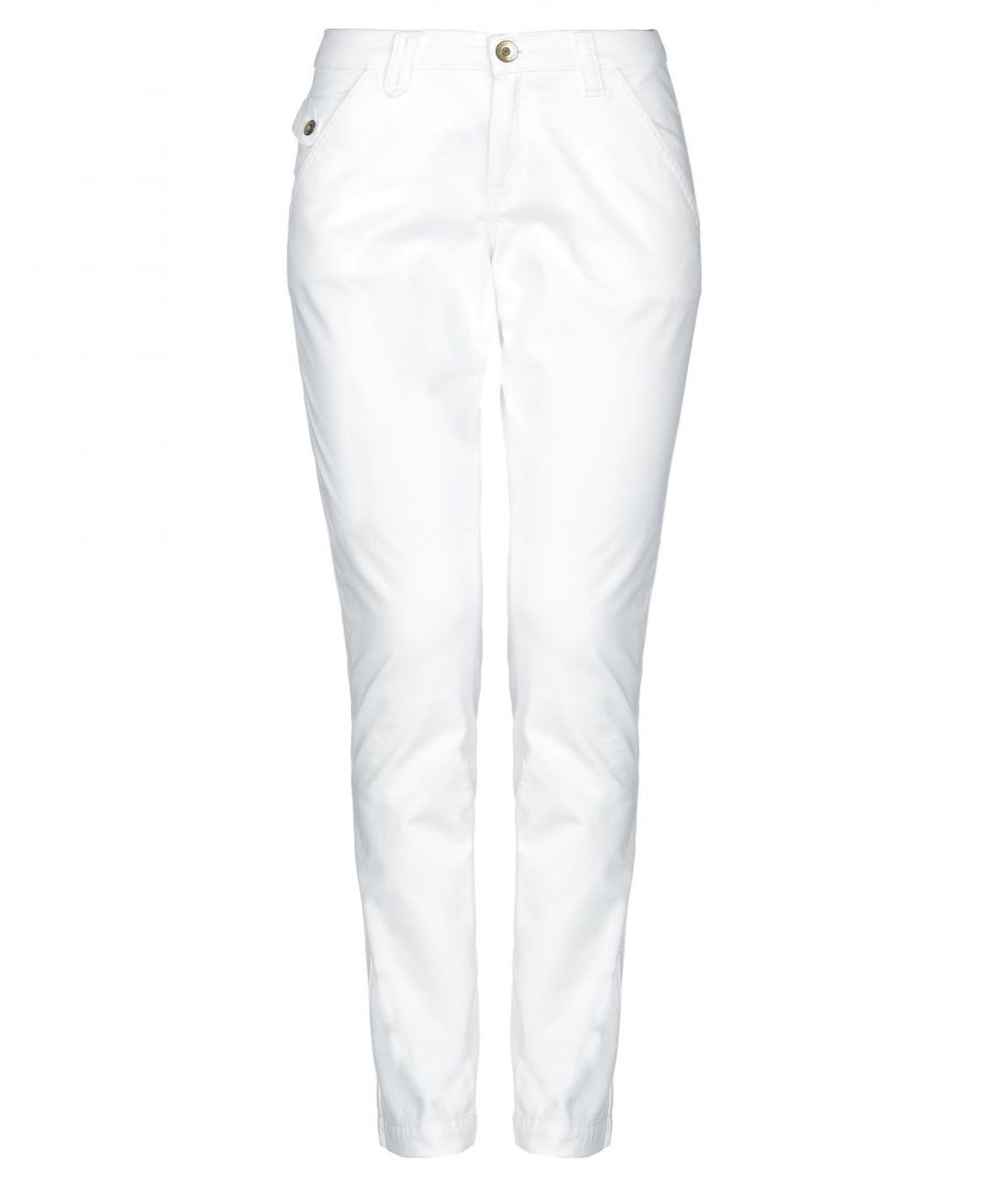 Image for TROUSERS Peak Performance White Woman Cotton