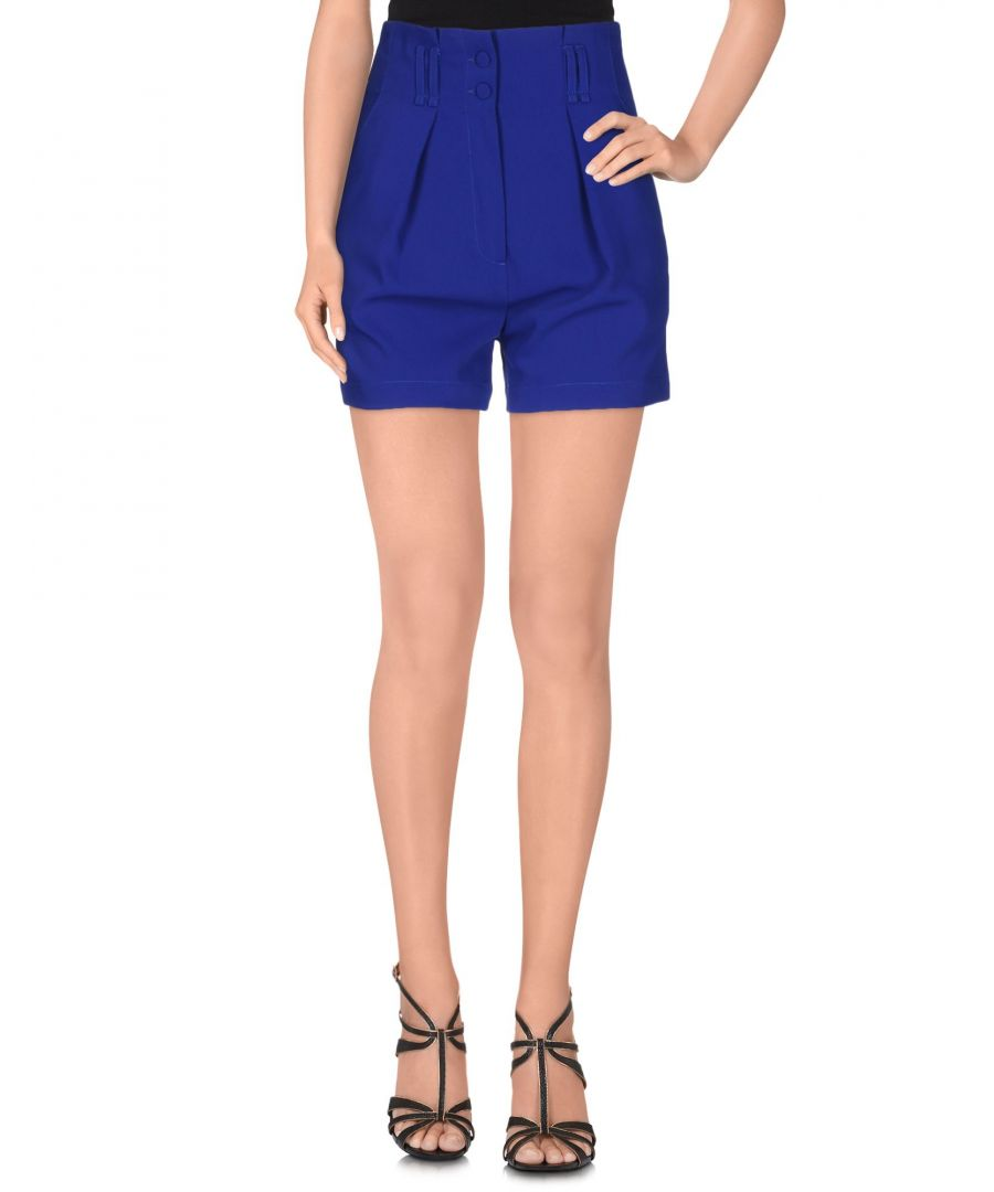 Image for TROUSERS Plein Sud Bright blue Woman Polyester