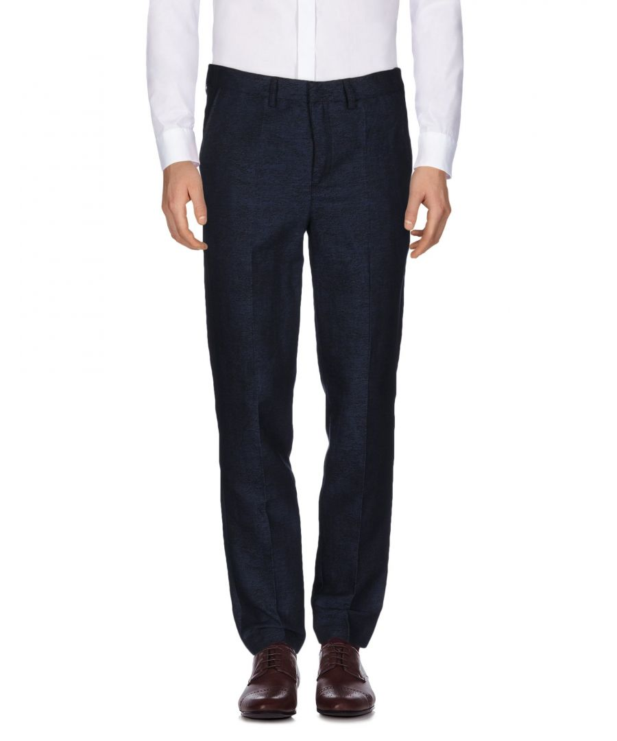 Image for Libertine-Libertine Dark Blue Cotton Trousers