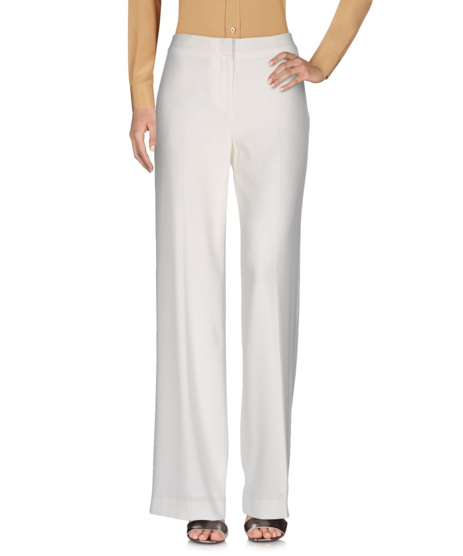 Image for DKNY White Trousers