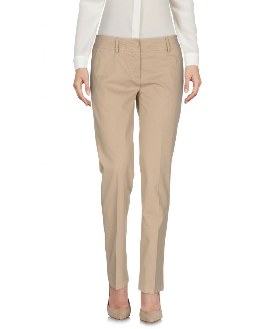 Image for TROUSERS Aspesi Beige Woman Cotton