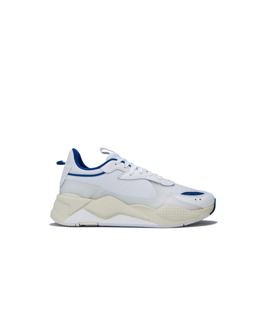 Image for Men's Puma RS-X Tech Trainers in White