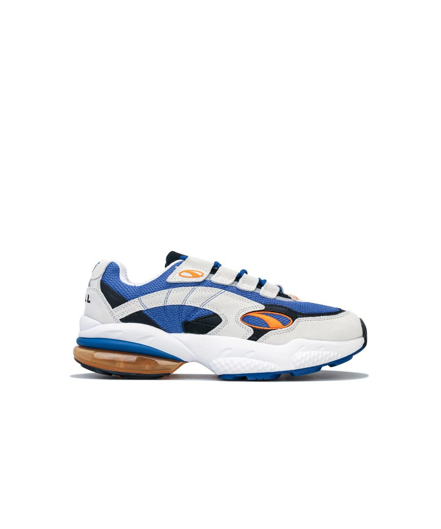 Image for Women's Puma Cell Venom Trainers in Blue-White