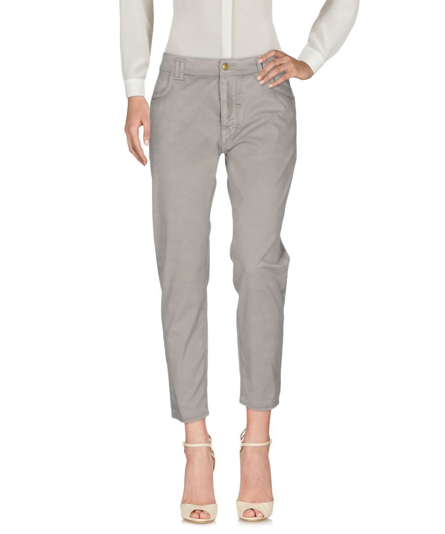 Image for Trousers Women's Cycle Grey Cotton