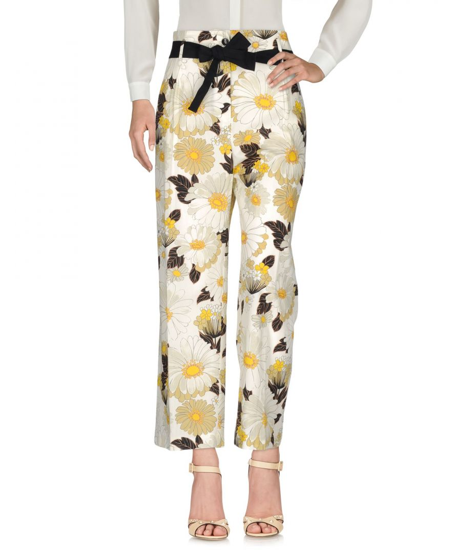 Image for TROUSERS Woman Jucca Beige Cotton