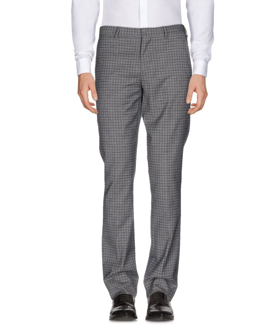 Image for TROUSERS Ps Paul Smith Grey Man Wool