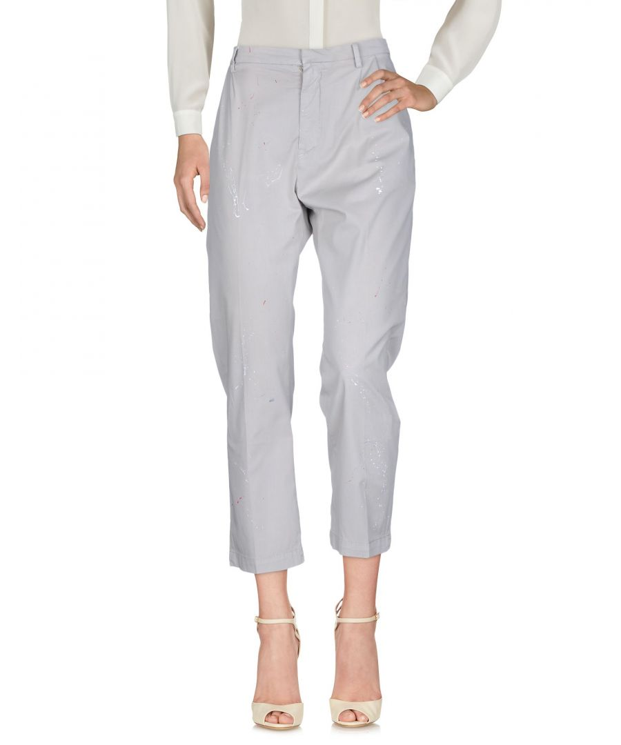 Image for Trousers Women's Cycle Light Grey Cotton