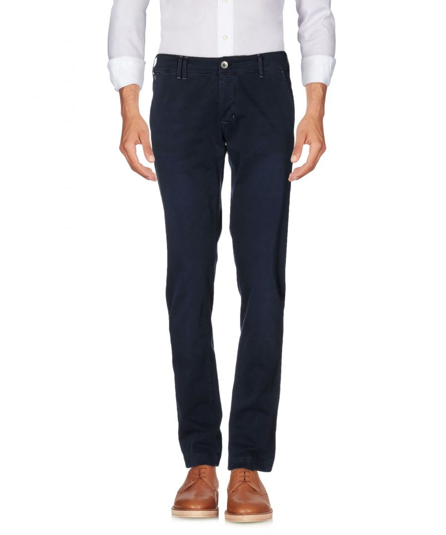 Image for TROUSERS Man Cycle Dark blue Cotton