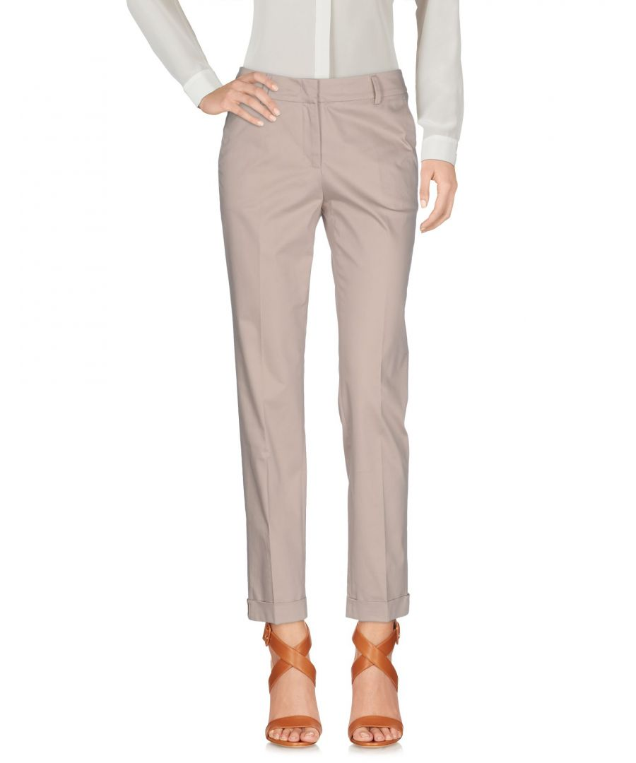 Image for Pme Peserico Woman Casual trousers Sand Cotton