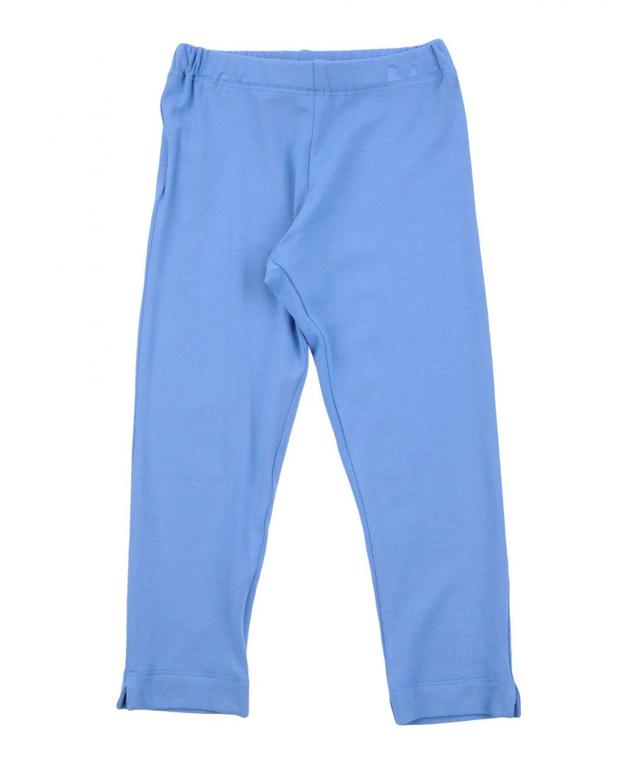 Image for TROUSERS Aletta Blue Girl Viscose