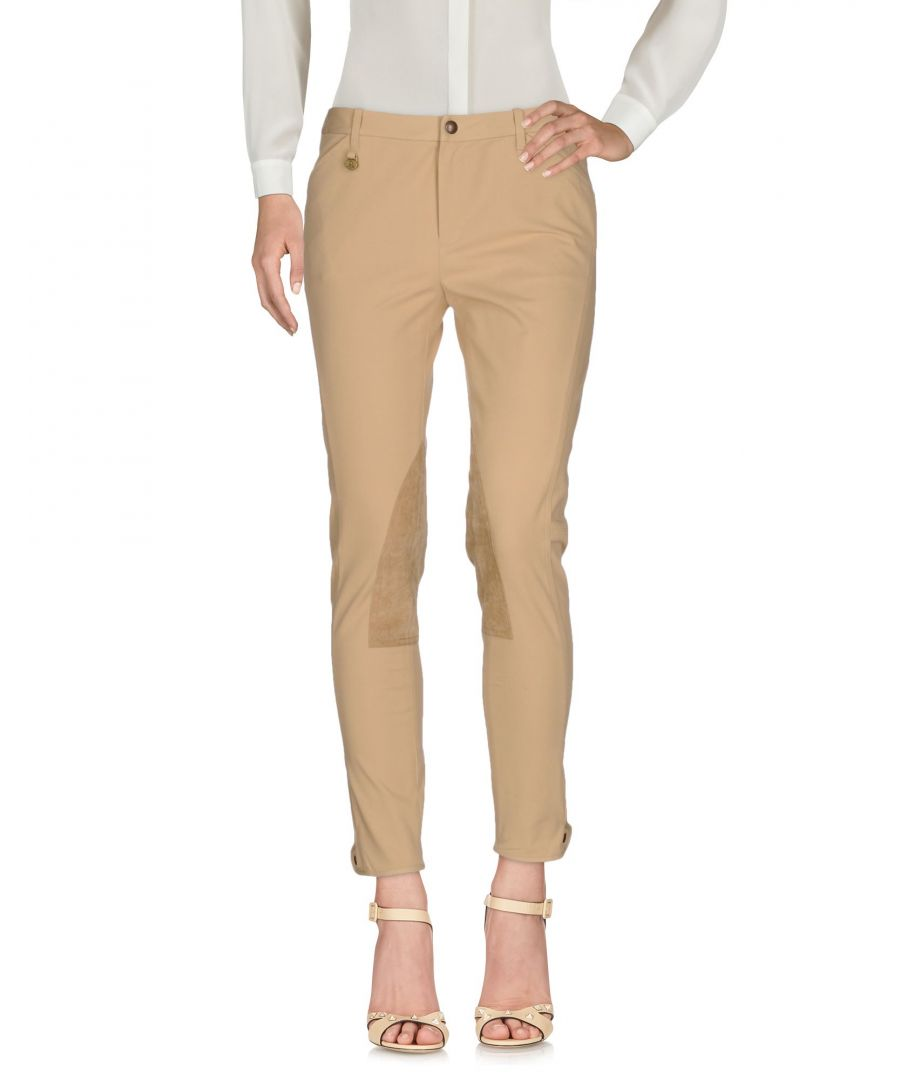 Image for Polo Ralph Lauren Camel Cotton Tapered Leg Trousers
