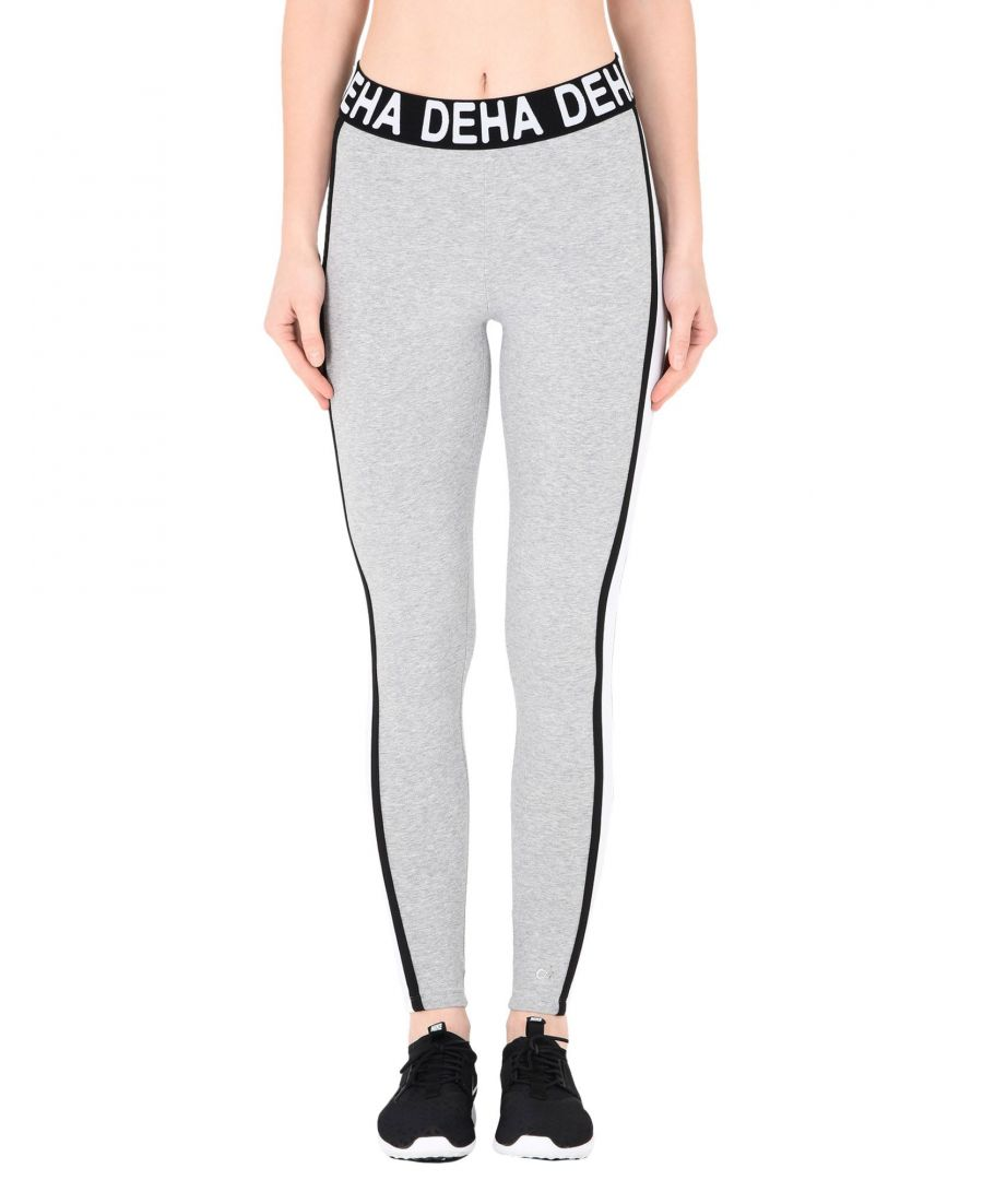 Image for Deha Grey Cotton Leggings