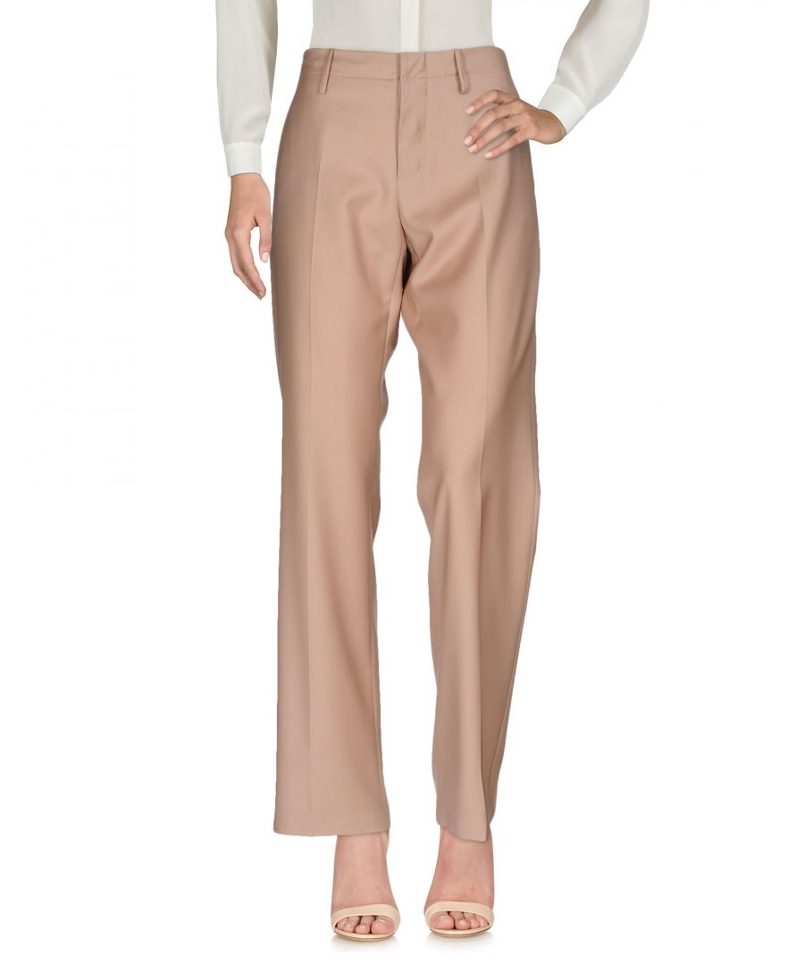 Image for TROUSERS Patrizia Pepe Pale pink Woman Wool