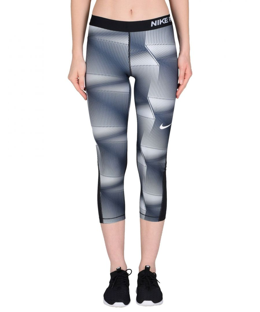Image for Nike Black Print Leggings