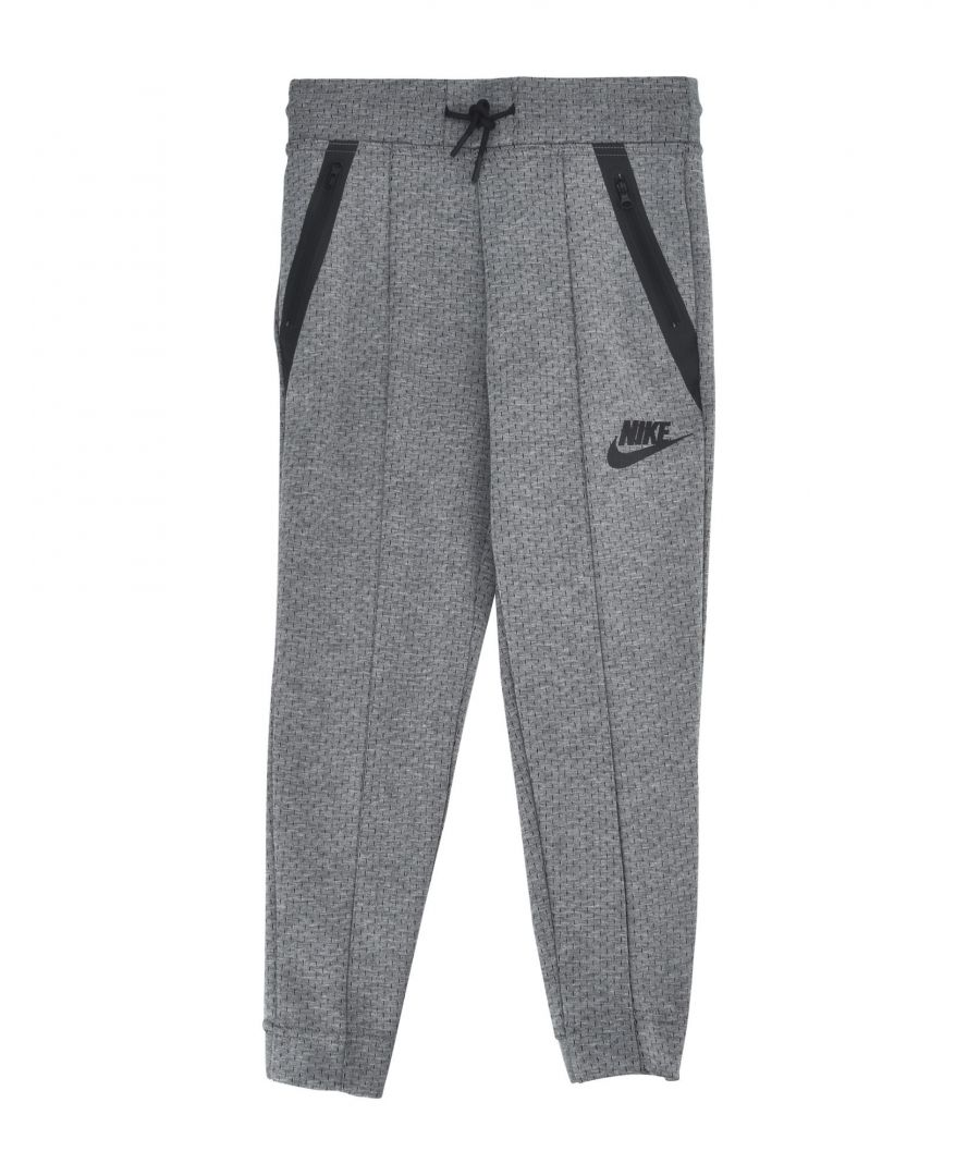Image for PANTS Nike Grey Girl Cotton