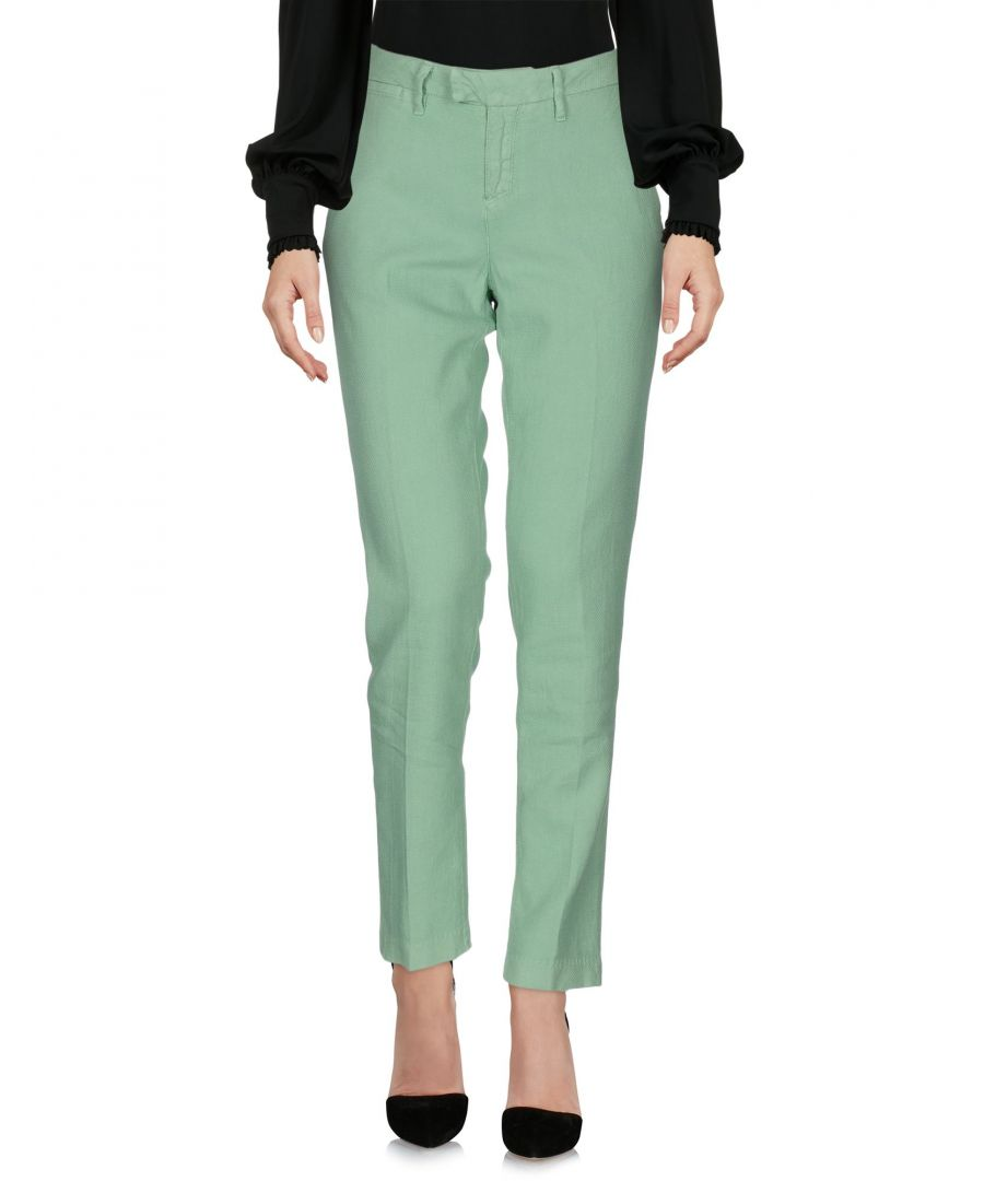 Image for Haikure Light Green Cotton Trousers