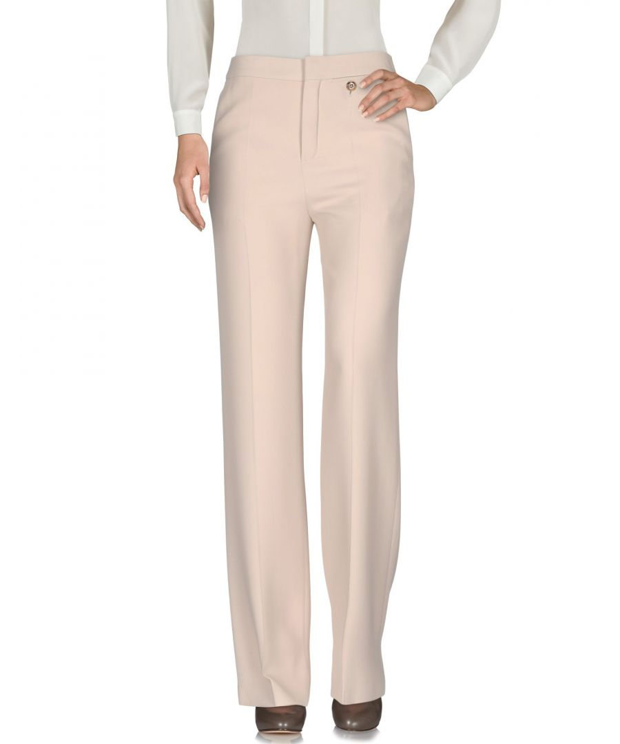 Image for TROUSERS Chlo� Beige Woman Acetate