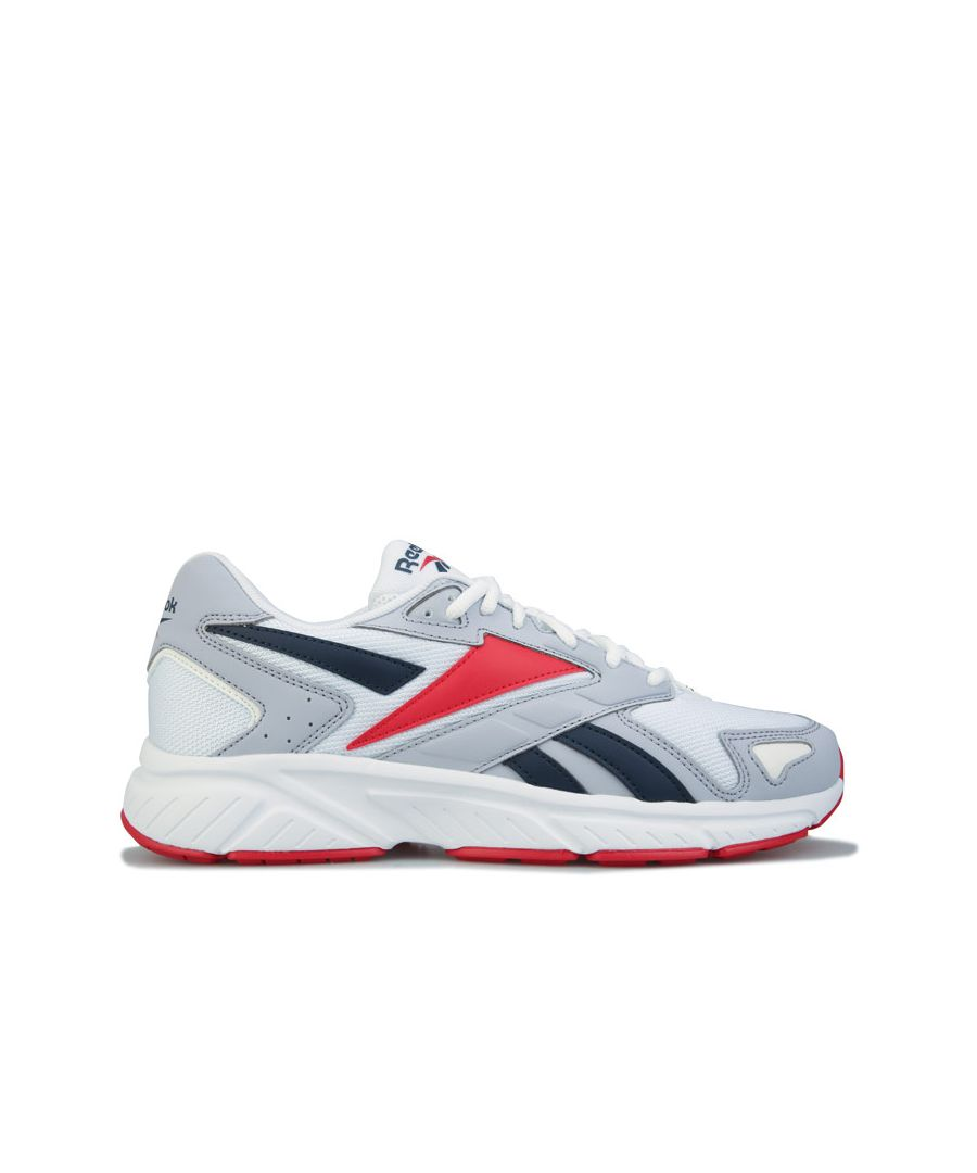 Image for Men's Reebok Classics Royal Hyperium Trainers in White Grey