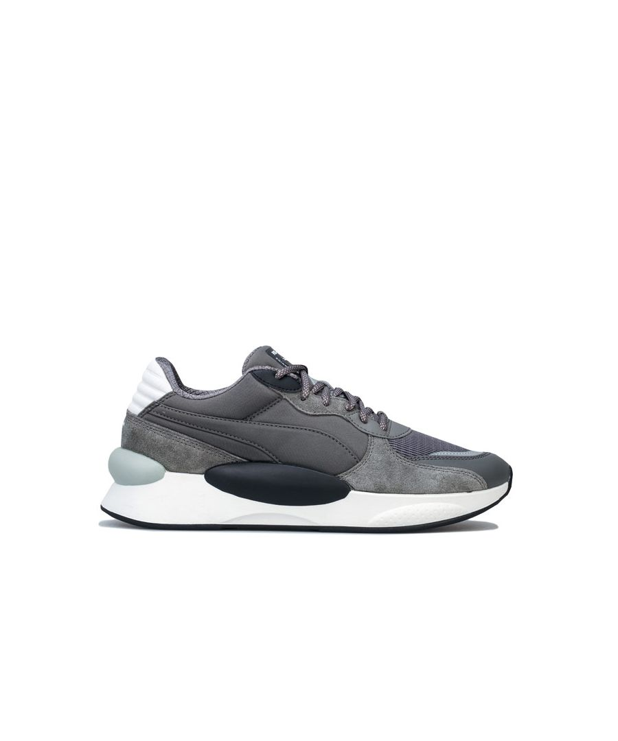 Image for Men's Puma RS 9.8 Gravity Trainers in Grey