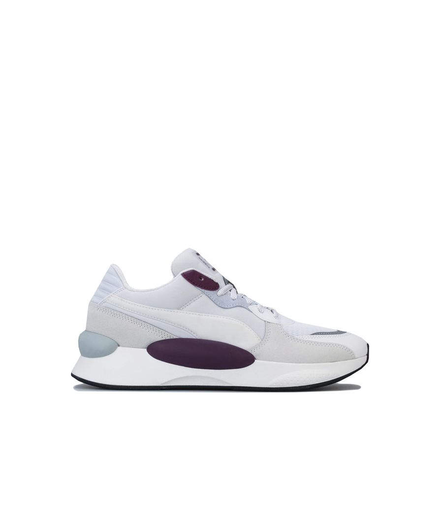 Image for Men's Puma RS 9.8 Gravity Trainers in White purple