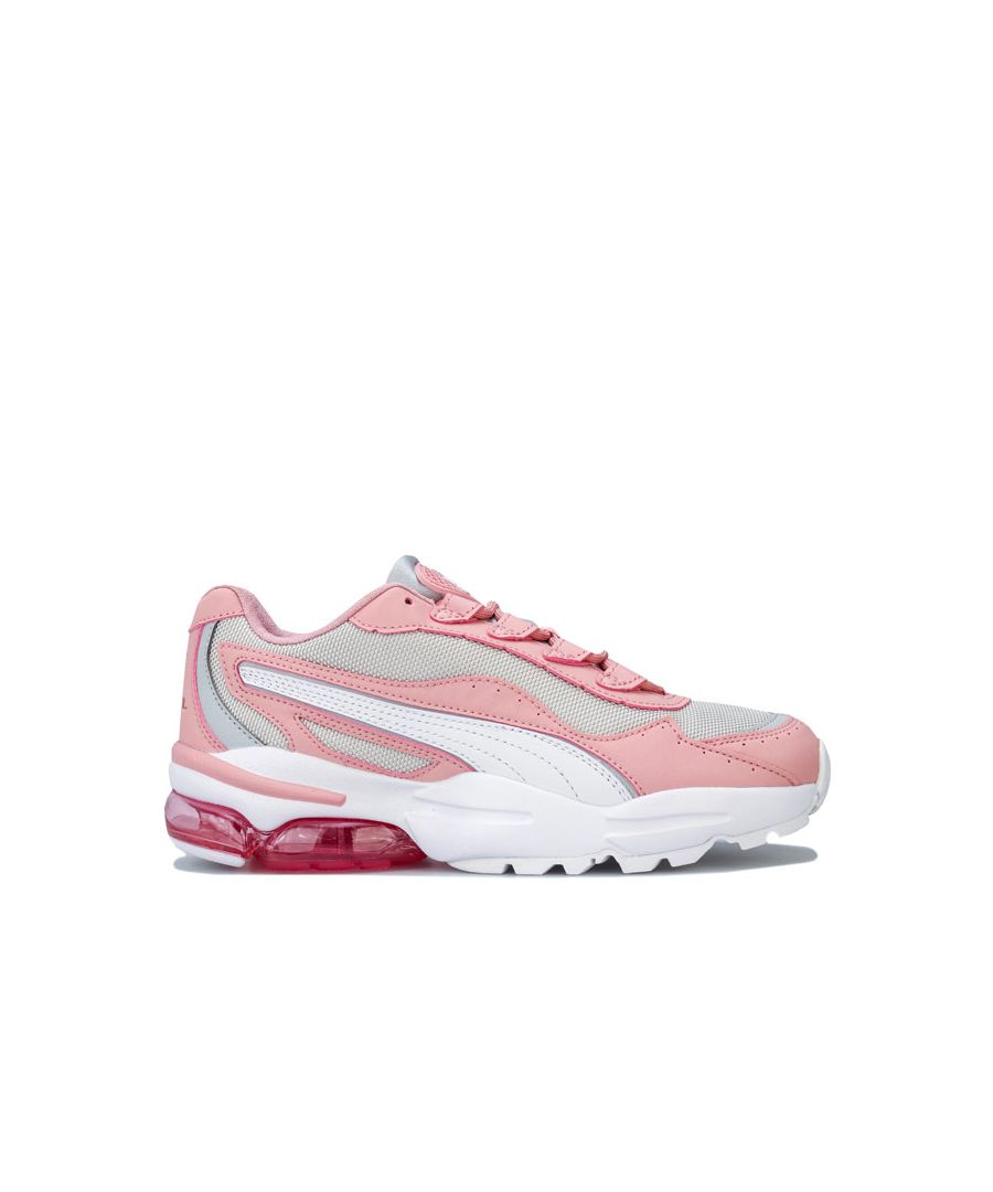 Image for Women's Puma Cell Stellar Trainers in Rose