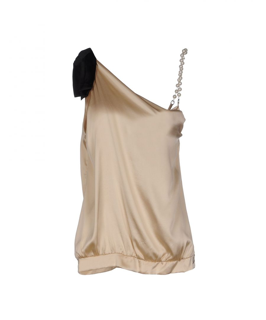 Image for Cristinaeffe Collection Beige Silk Camisole