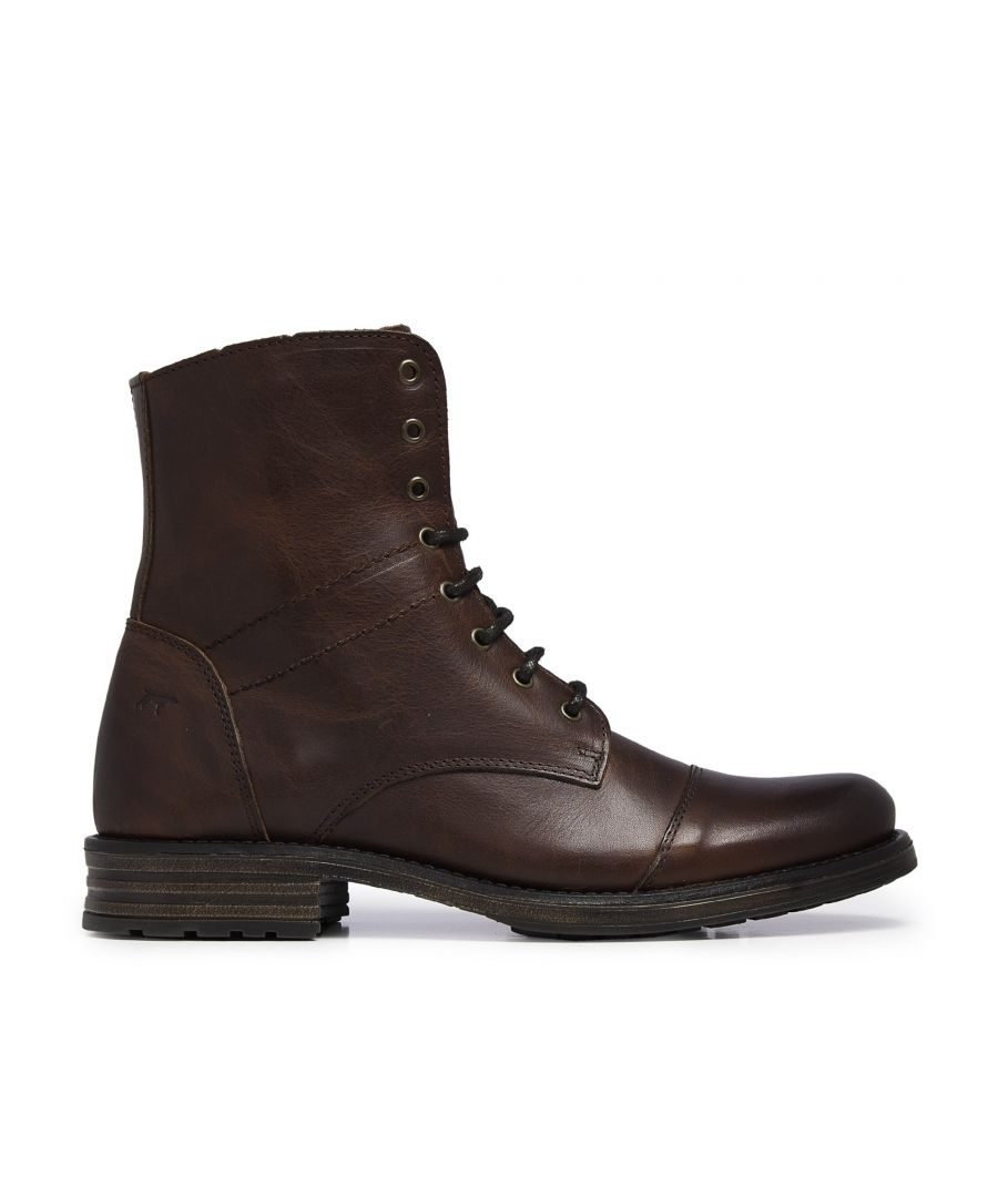 Image for Leather Cuir Men Boots