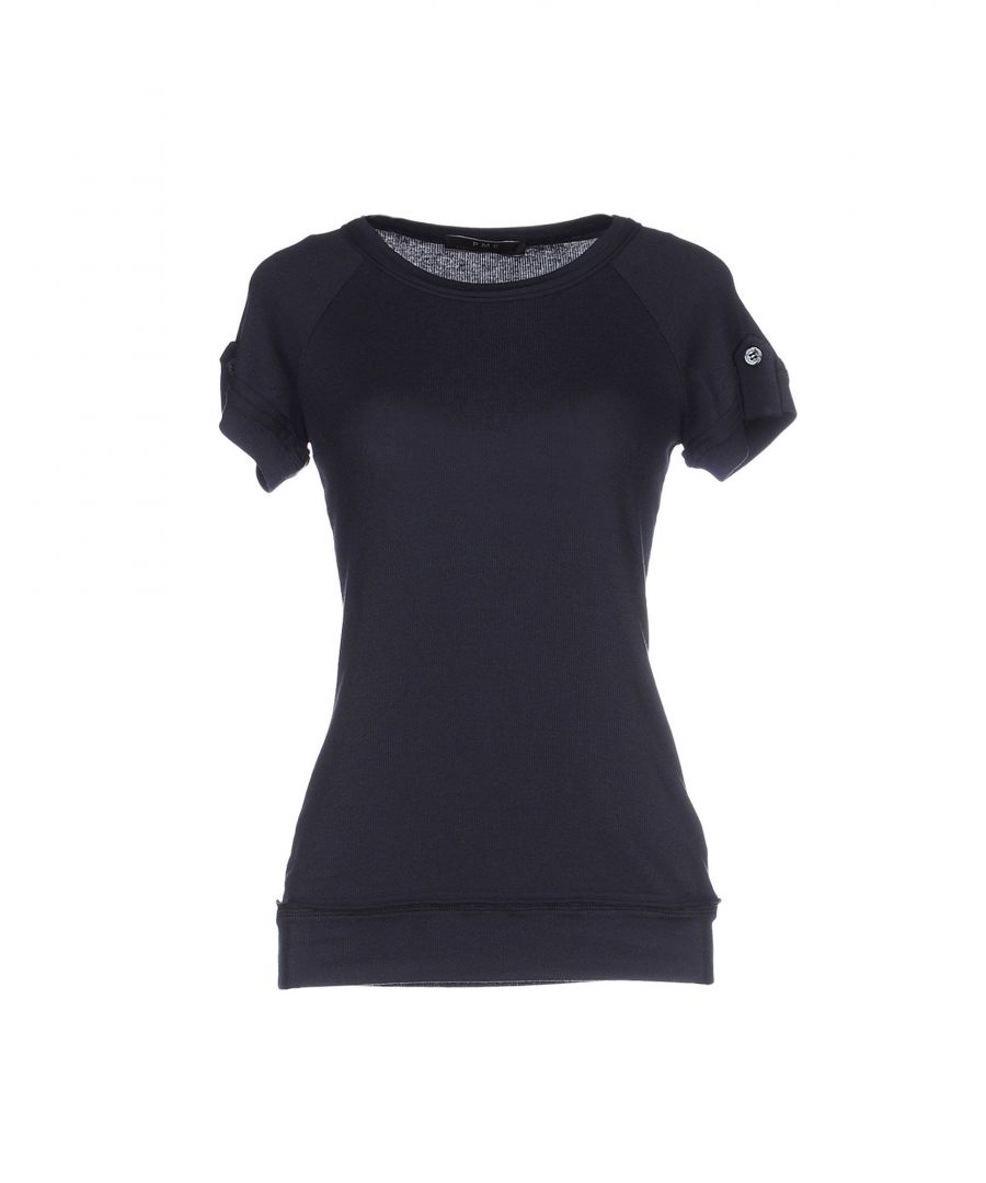 Image for Pme Peserico Dark Blue Cotton T-Shirt