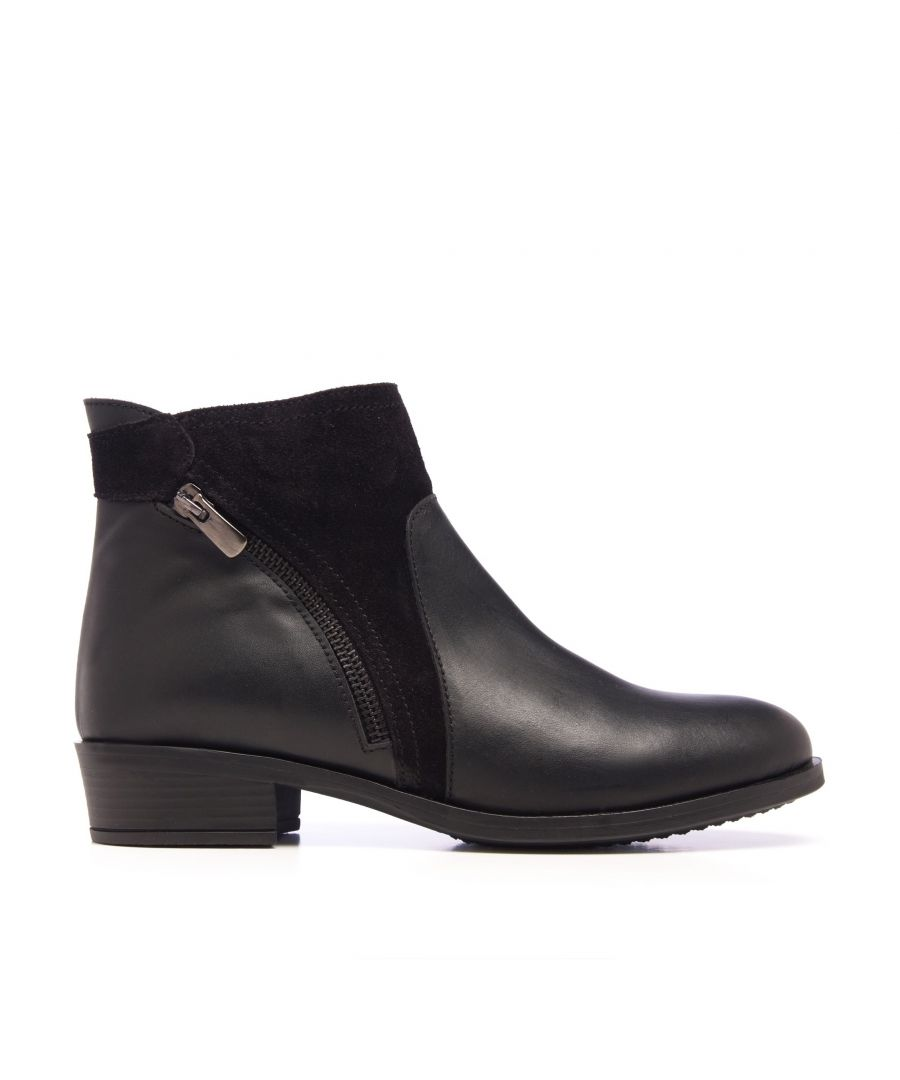 Image for Leather Ankle Boots