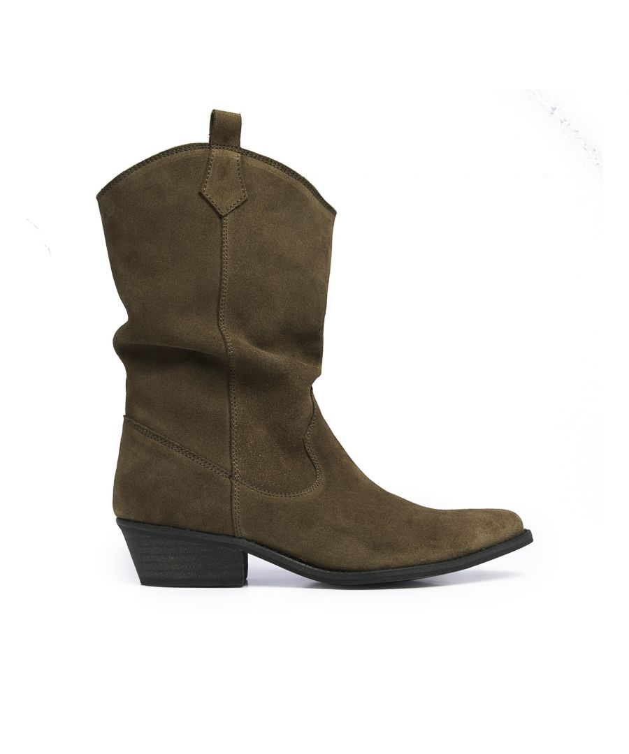 Image for Leather Boots Women