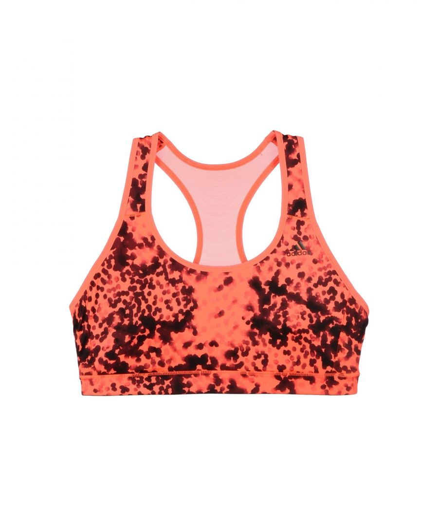 Image for Adidas Orange Polyester Top