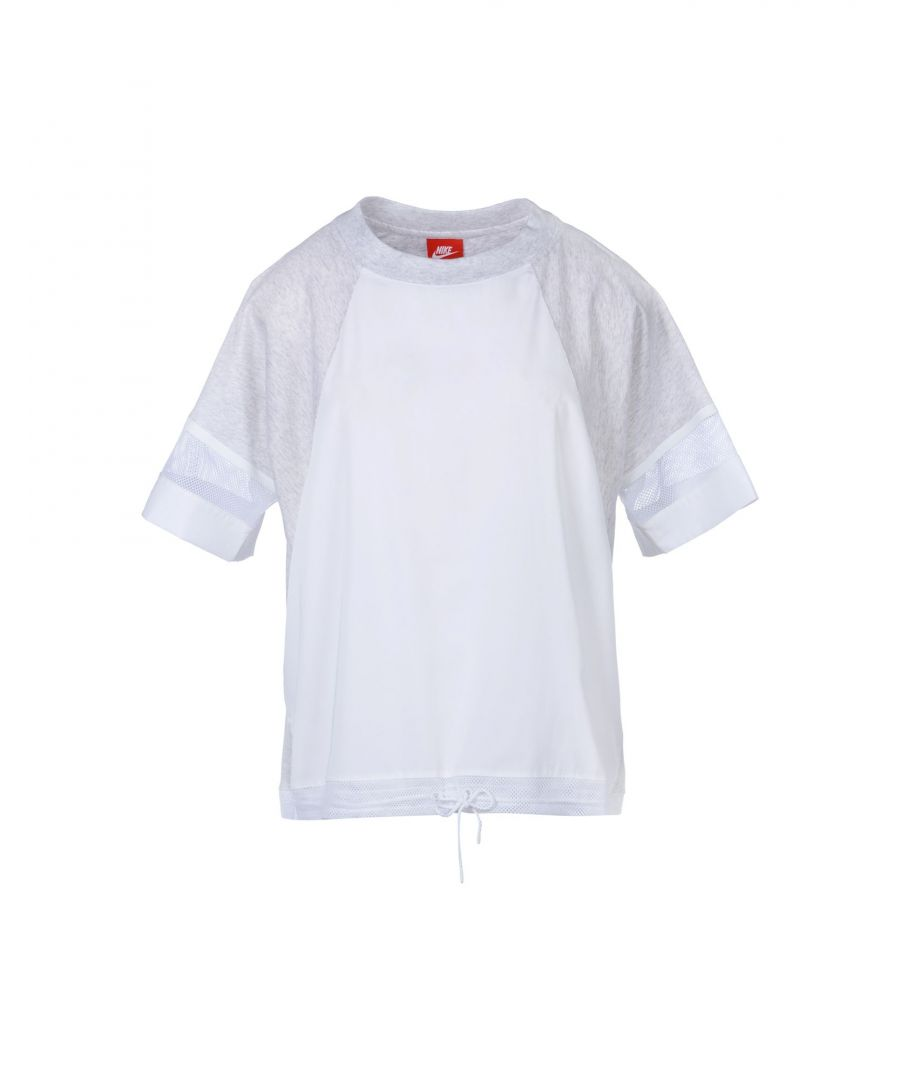Image for Nike Light Grey Cotton T-shirt