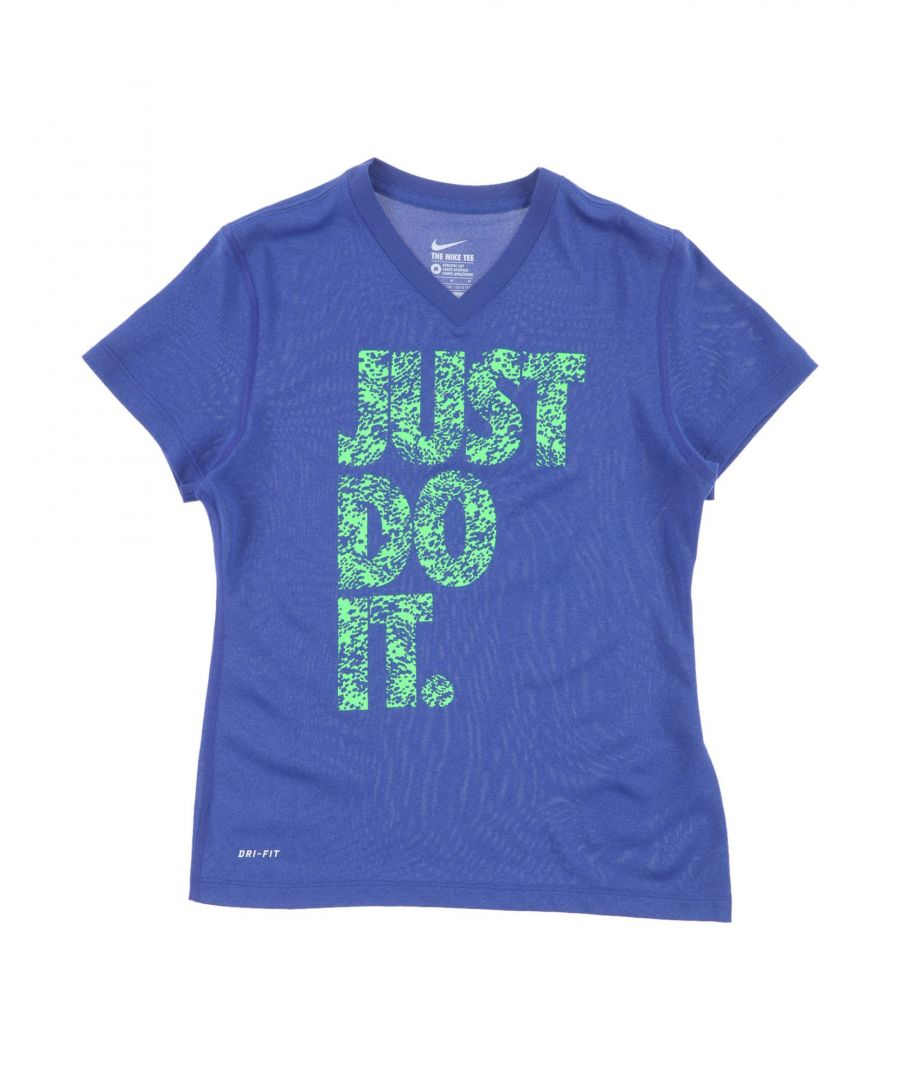 Image for Nike Purple T-shirt