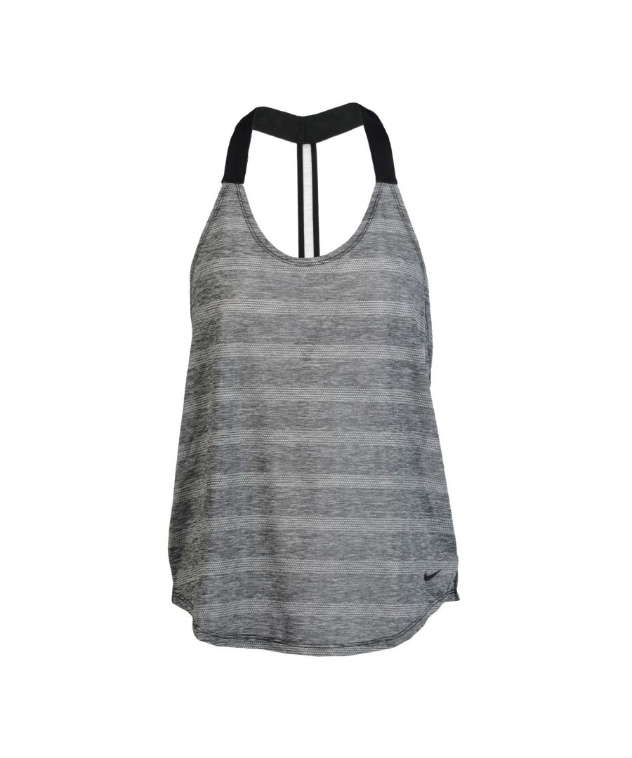 Image for Nike Grey Polyester Top