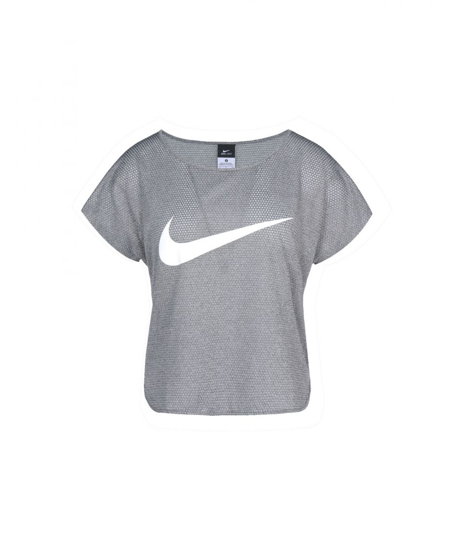 Image for Nike Grey T-shirt