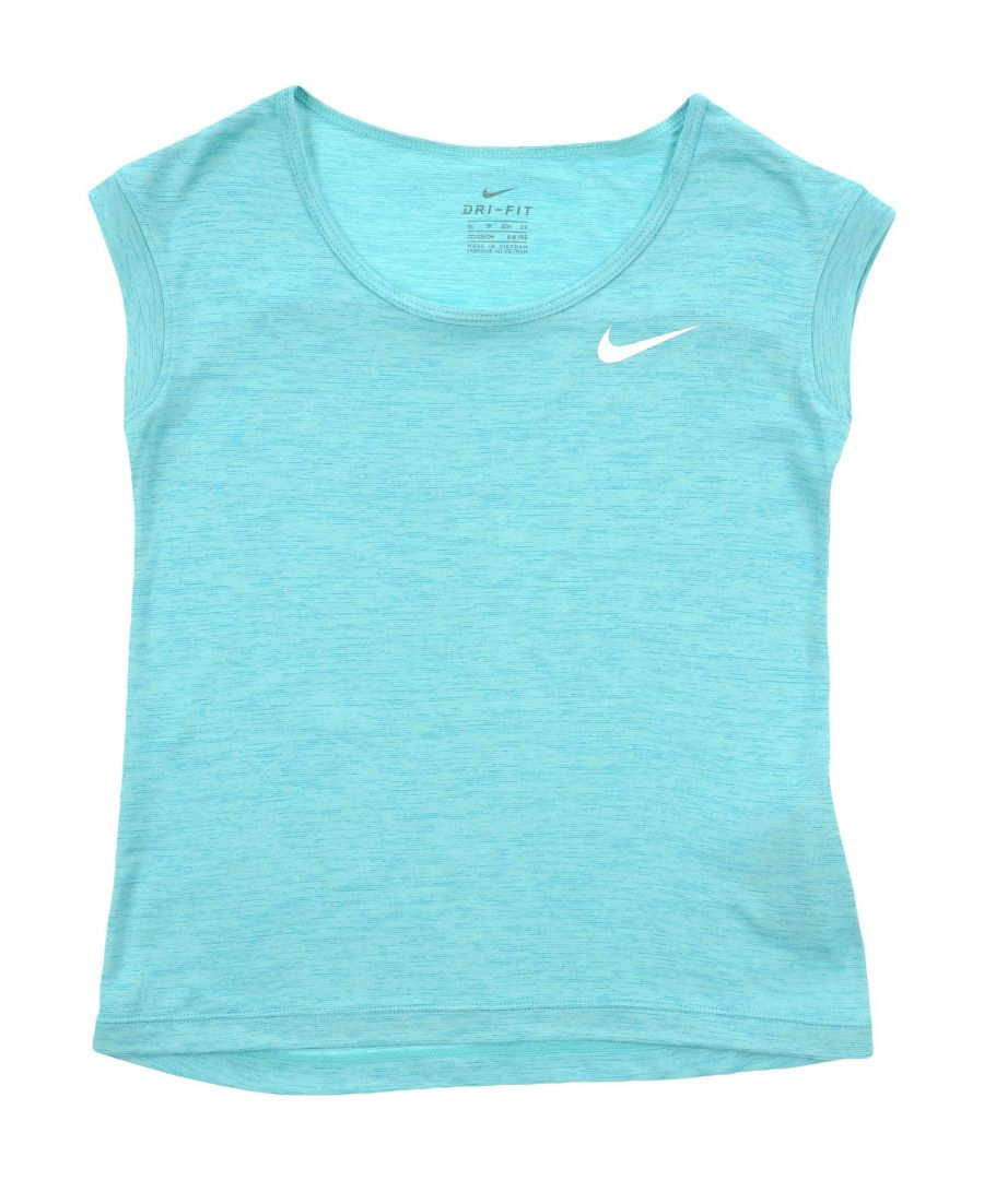 Image for TOPS & TEES Nike Green Girl Polyester