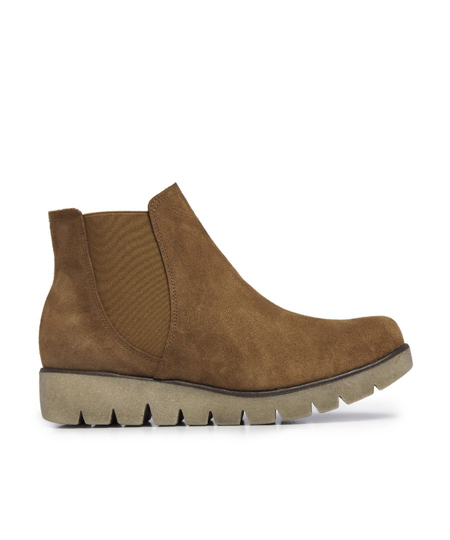 Image for Leather Chelsea Ankle Boots