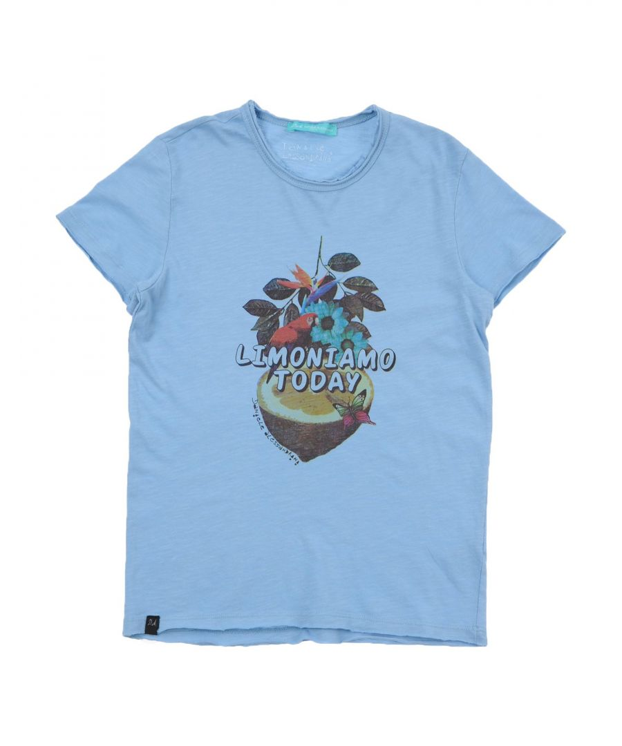 Image for TOPWEAR Daniele Alessandrini Sky blue Girl Cotton