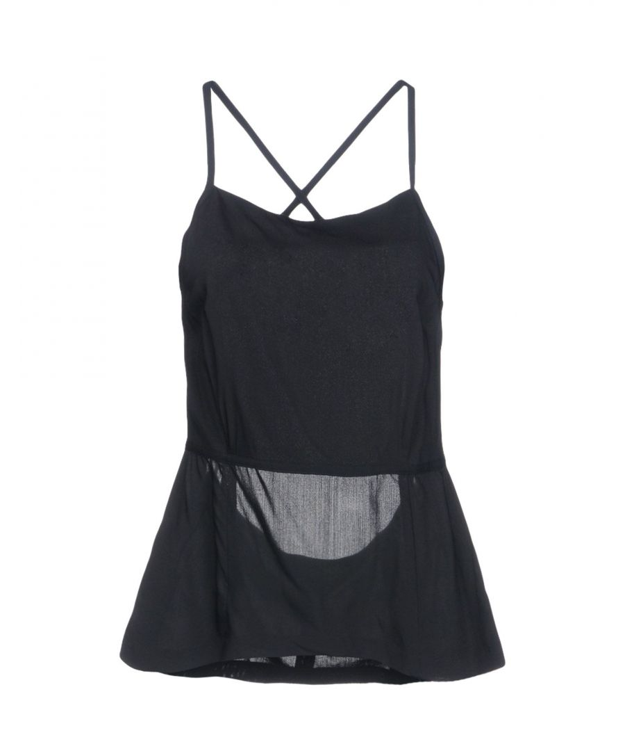 Image for Theory Black Camisole
