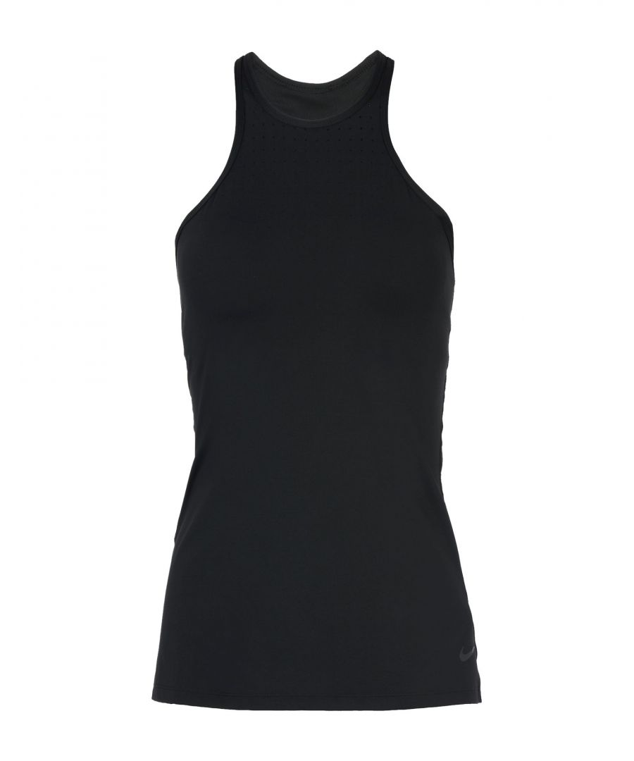 Image for Nike Black Nylon Top