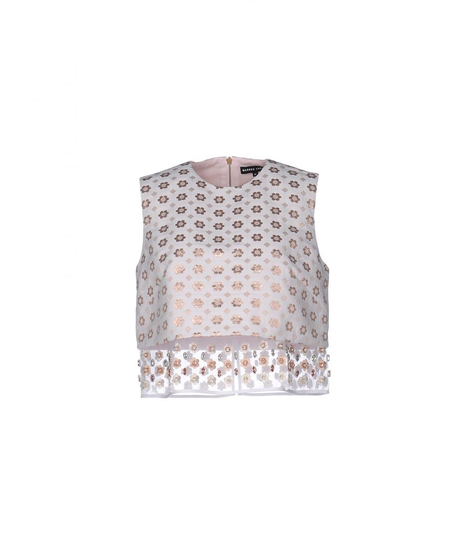 Image for Markus Lupfer Light Pink Cotton Top