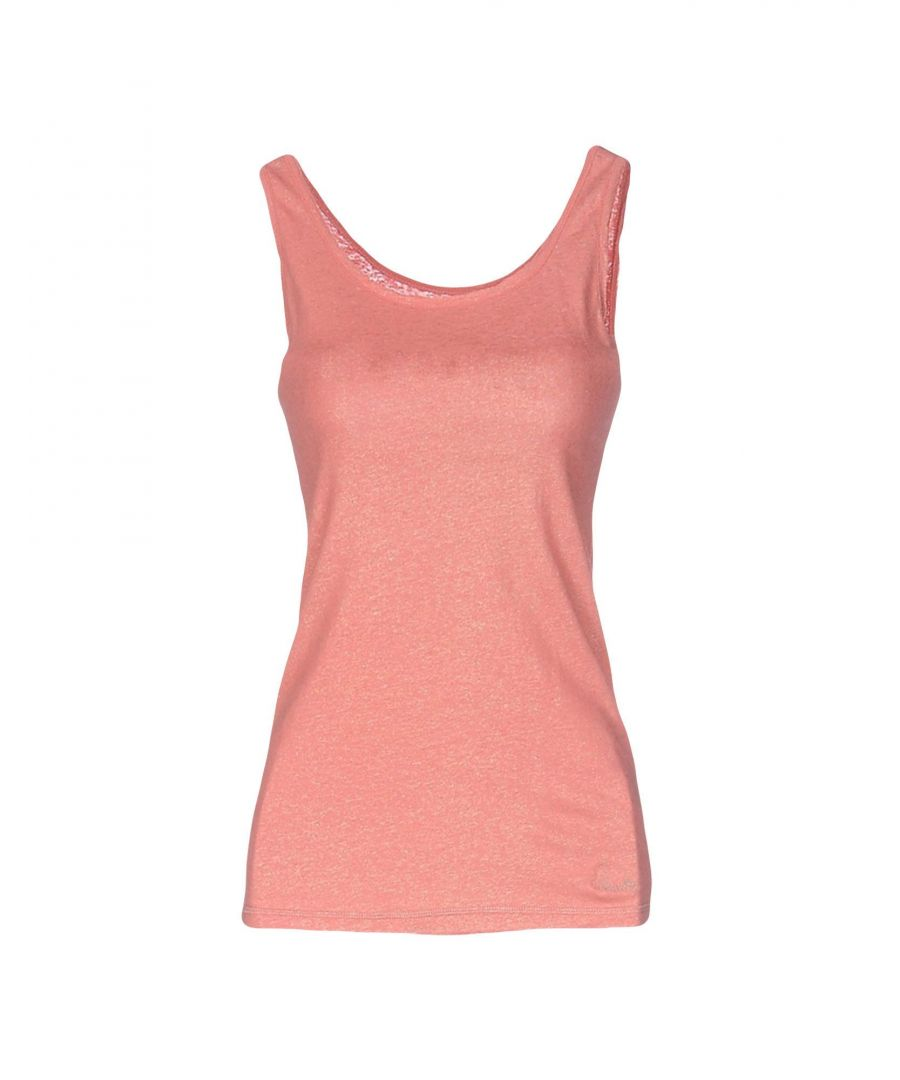 Image for Nenette Women's Vests Coral Linen
