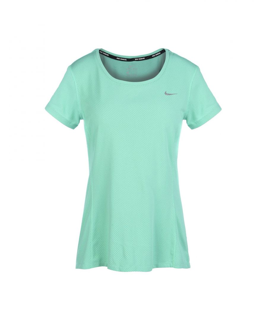 Image for Nike Green Polyester T-shirt