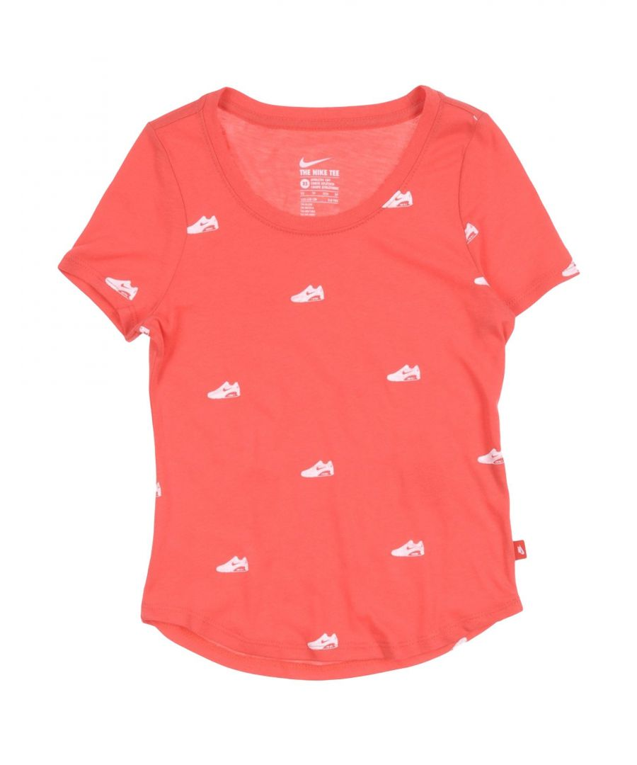 Image for TOPS & TEES Nike Pink Girl Polyester