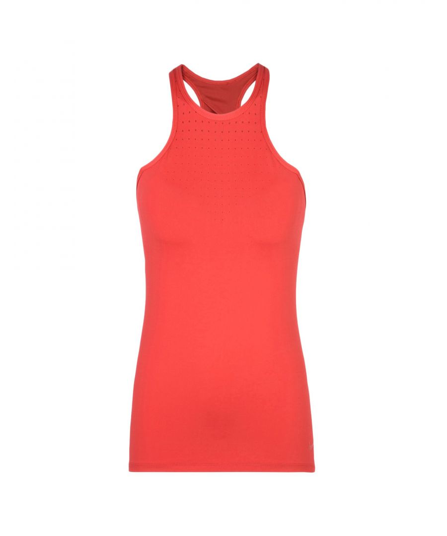 Image for TOPS & TEES Nike Red Woman Nylon