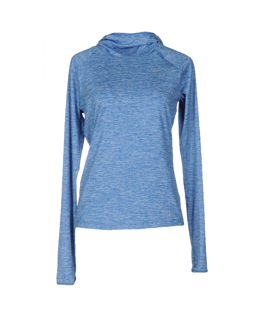 Image for TOPS & TEES Nike Blue Woman Polyester