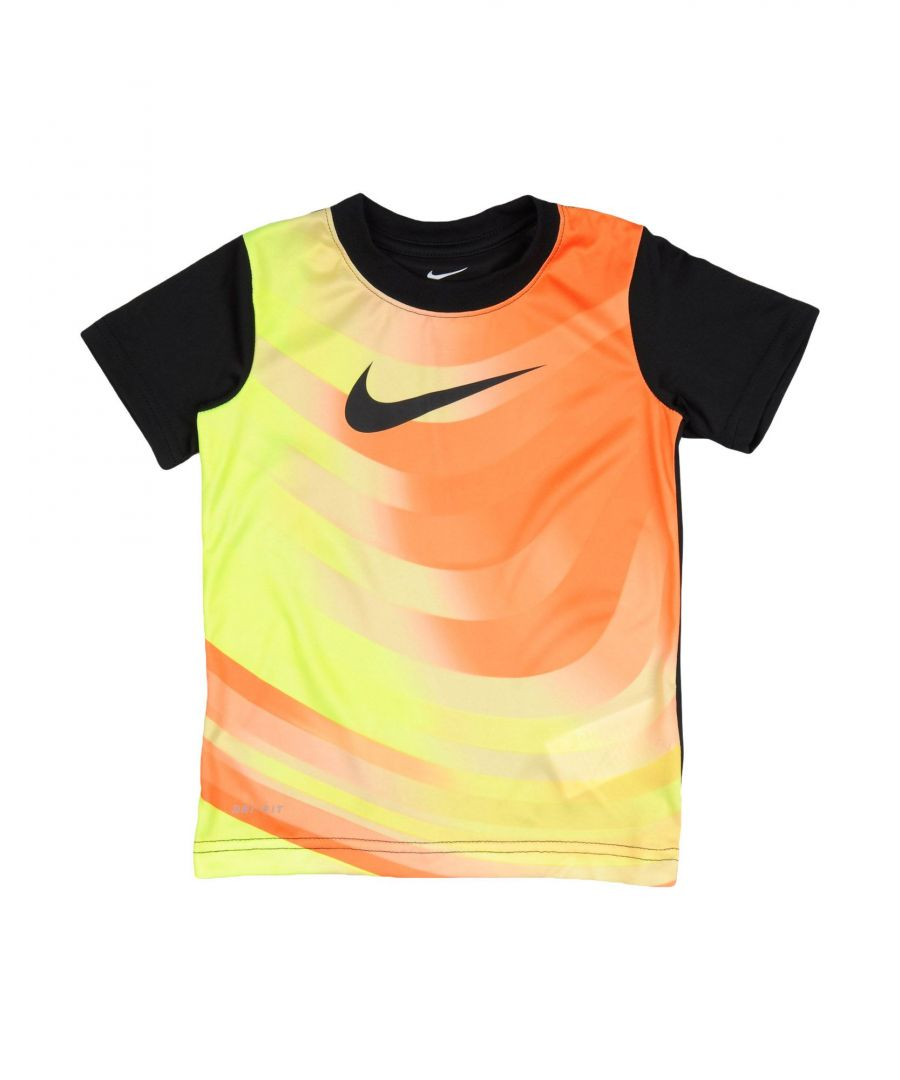 Image for TOPS & TEES Nike Orange Boy Polyester